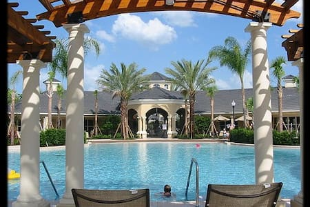 Windsor Hills Resort - Why go to a hotel? - Kissimmee
