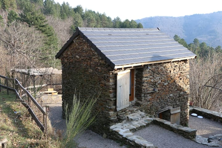 Clede en Cevennes - Saint-Hilaire-de-Lavit - Lodge immerso nella natura