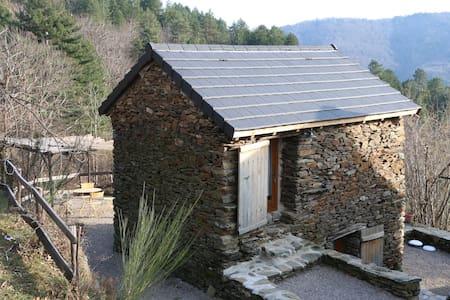 Clede en Cevennes - Saint-Hilaire-de-Lavit - Домик на природе