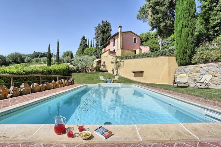 Soleado Holidays, Villa in Chianti