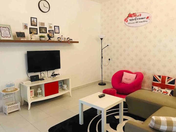 🏡Sitiawan88Homestay™️12pax++Cozy💓Free Wifi & Drinks