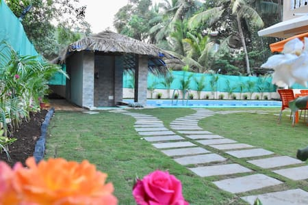 The Arowana Palms - Baga - Villa