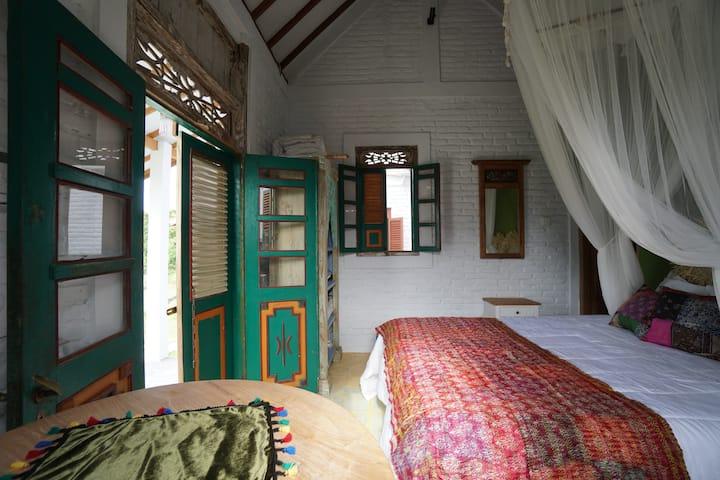 Berawagaya4 Villa, rice field, Berawa-Canggu beach