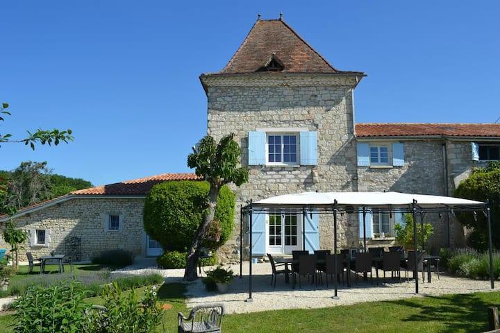 Site La Granja - Sa chambre d'hôtes Bergerac