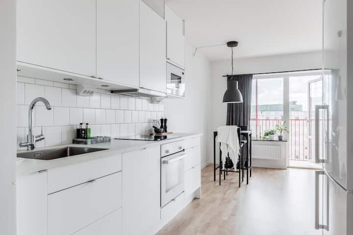 Modern Apartment only 15 minutes from City Centre