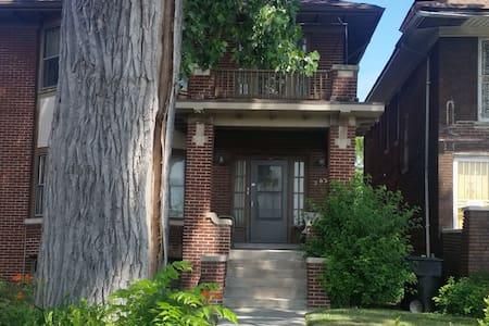henry ford hospital, motown museum, wayne state u - Detroit - Apartment