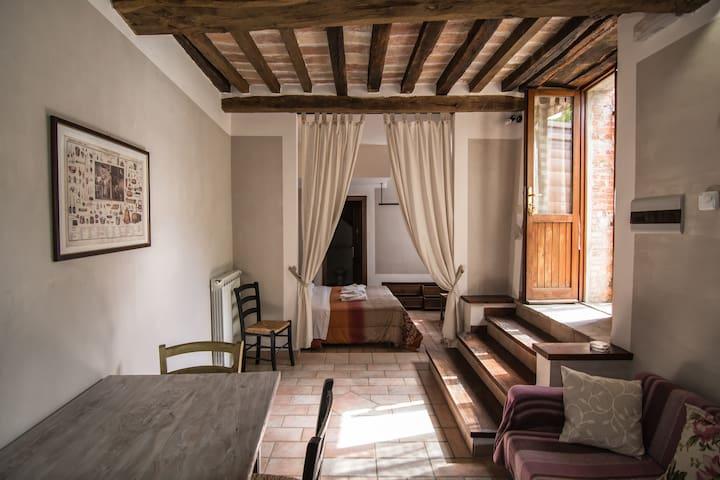 Apartment x2 in Todi Villa, with swimming pool