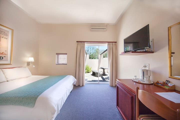 Broadway Guesthouse Double Room - Cape Town - Penzion (B&B)