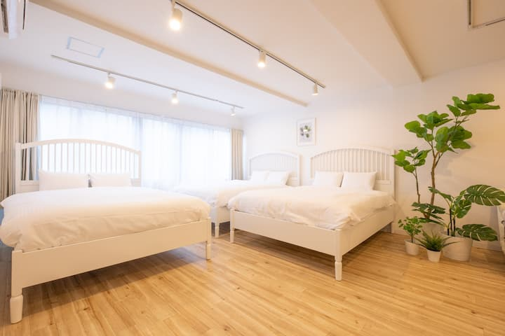 "Ueno 10 min JR Yamanote ""Komagome Cozy room"" 3F"