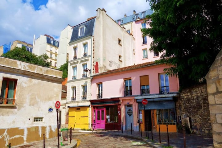 🥐 Studio cozy - 4p - Ideal for visiting Paris ☀️