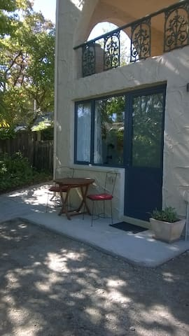 Cosy New Apartment, Leafy Quiet Location. - Wanaka - Daire