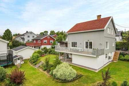 Close to Lillestrøm, Oslo and airport