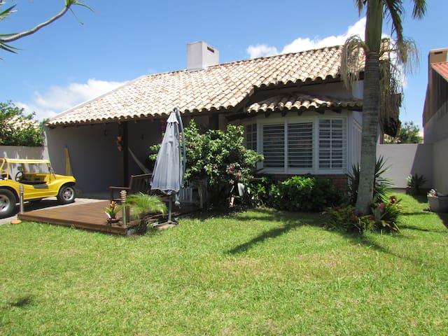 Casa da Praia da Família - Capão da Canoa - บ้าน