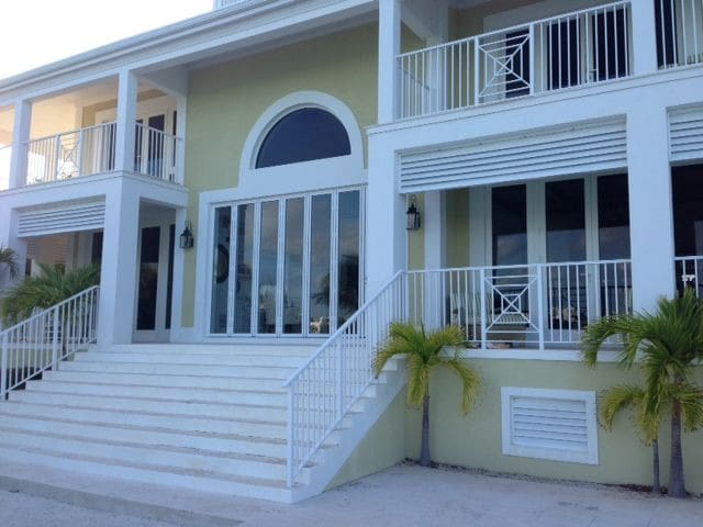 Stunning waterfront home on Great Exuma, Bahamas!
