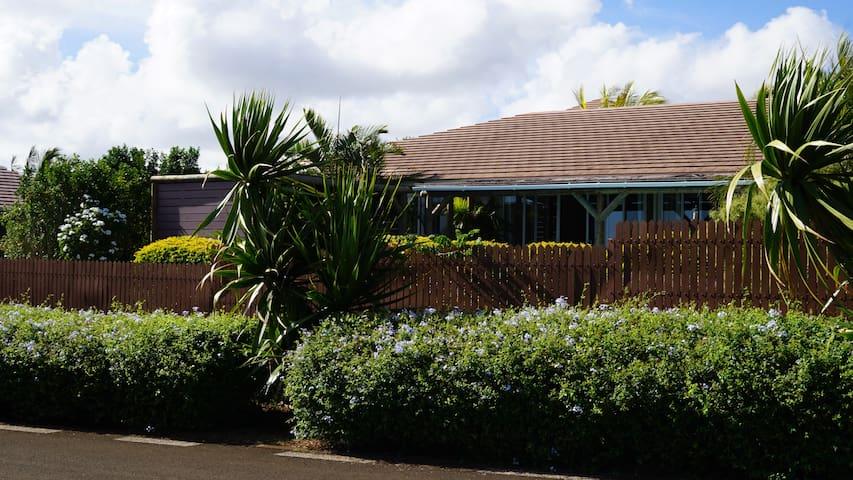 Large luxury villa near best beaches, panoramic.. - Mapou - House
