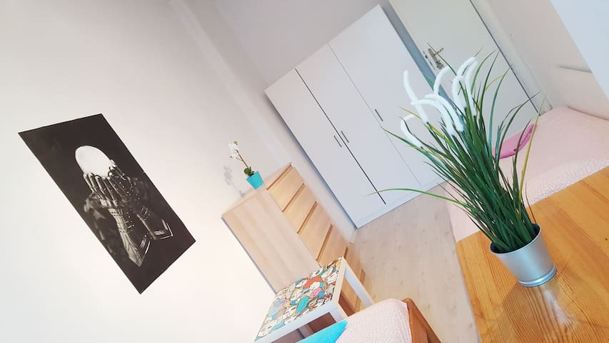 K3_Nice room in Heart of Katowice