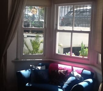 private double room,   in very  comfortable flat