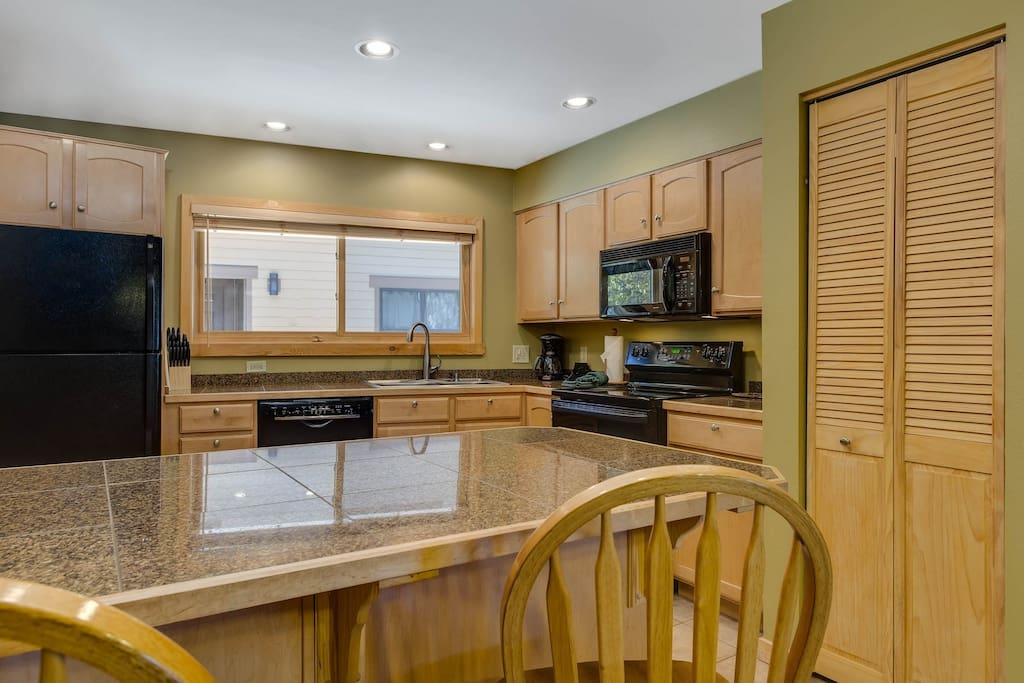 Another View of Kitchen/Breakfast Bar