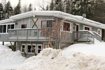 Cozy Chalet Just Minutes From Stratton and Mt Snow