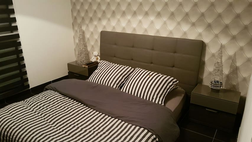 Chambre privee tout confort