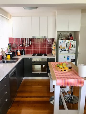 Cosy and spacious apartment in Windsor/Prahran