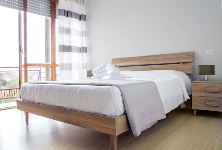 La Chianedda - Doppia con balcone - Matera - Bed & Breakfast