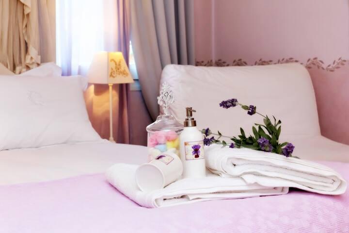 Anerada's Lavender suite apartment - Megalo Chorio