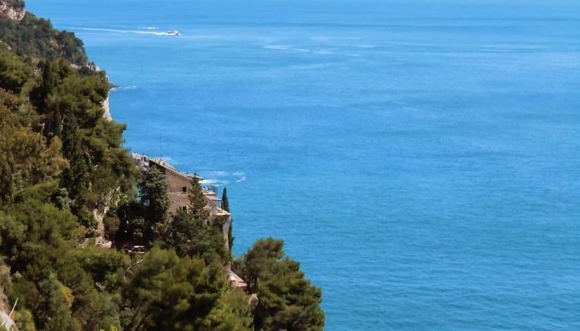 9bd, beach access, jacuzzi, pool - Maiori - Villa