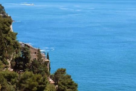 9bd, beach access, jacuzzi, pool - Maiori
