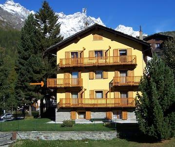 Flat in the Matterhorn valley - Valtournenche - Valtournenche