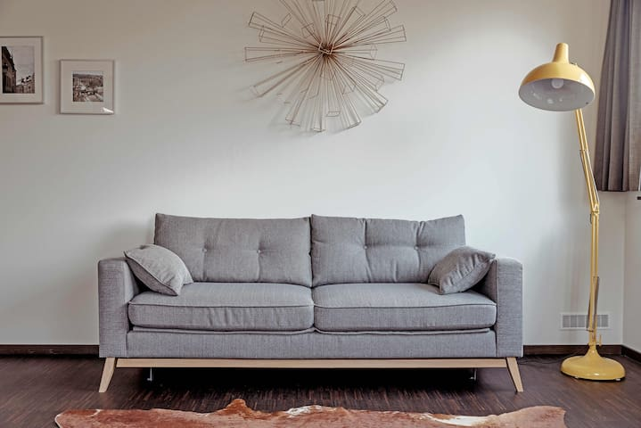 appartement 001 54,00 m2  une chambre à coucher