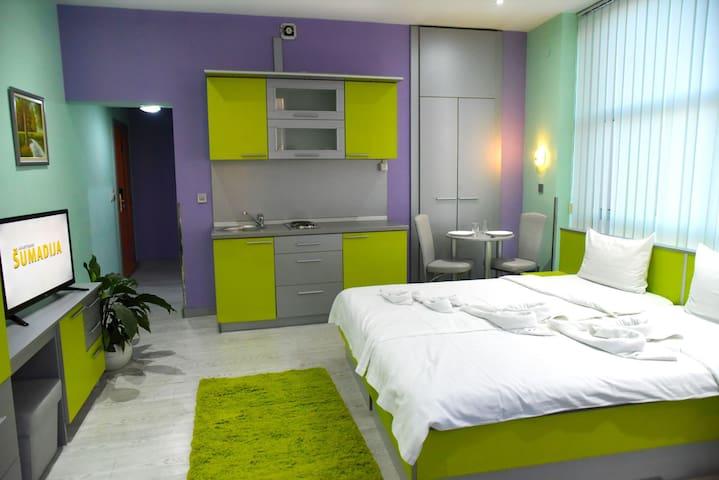 Apartments SUMADIJA NOVA