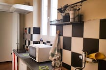 Casa del Torre. Lovely Apartment in San Frediano