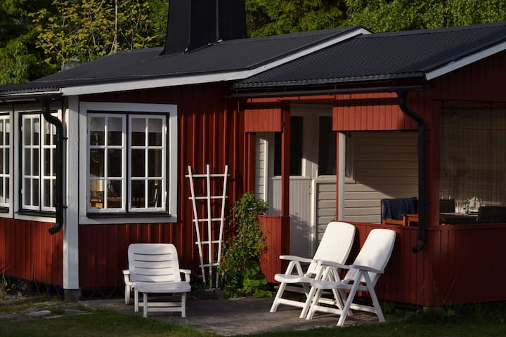 Mysig sommarstuga (URL HIDDEN) - Enköping S - Stuga