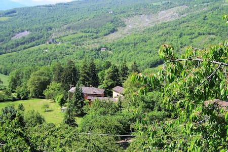 Quarto com vista para o jardim - Gaggio Montano