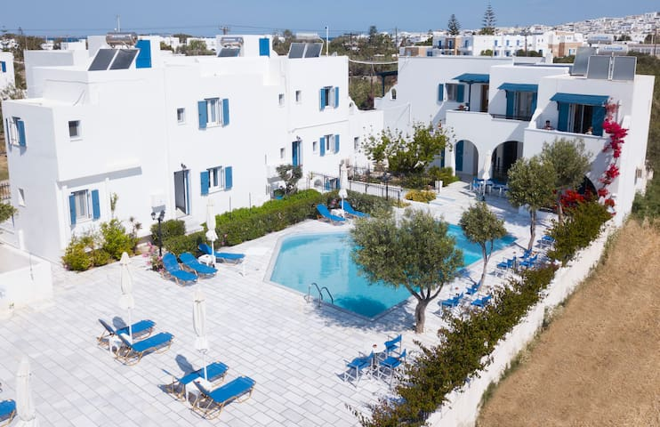 Dedalos Studios Naxos 5min walk from the beach