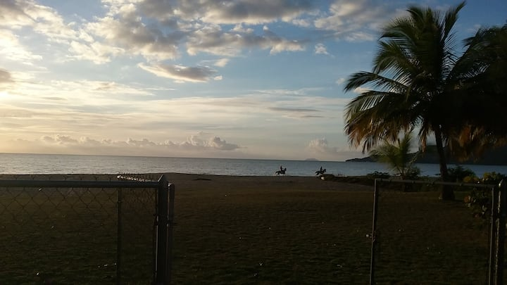 3 bd/2 ba large Apt on the beach  Rincon/Anasco