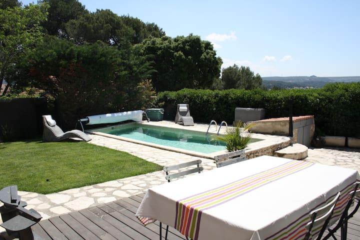 Maison proche Aix-en-Provence - Velaux - House