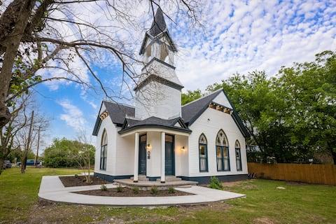 Heavenly Hideaway - Bartlett Church Guest House
