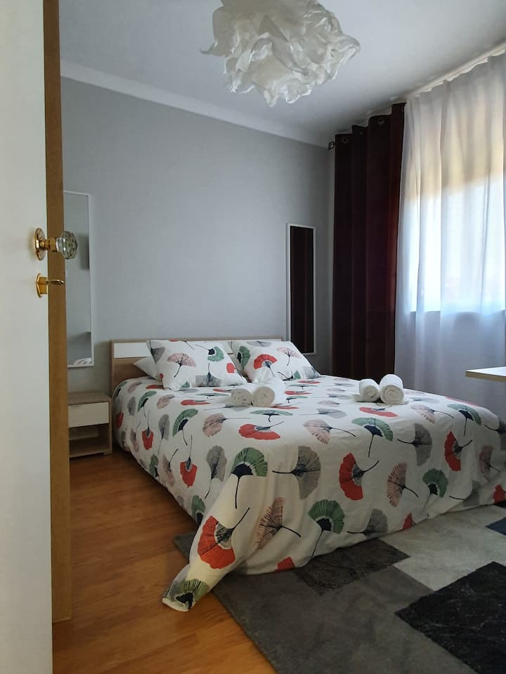 Ninho Jardim do Morro | Double Room