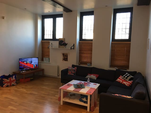 Whole Surrey Apartment, 35 minutes to London - Epsom