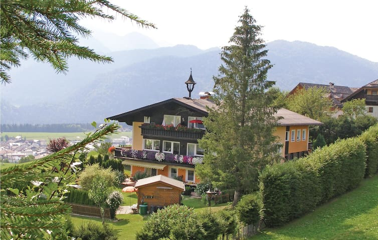 Holiday apartment with 2 bedrooms on 75m² in Abtenau