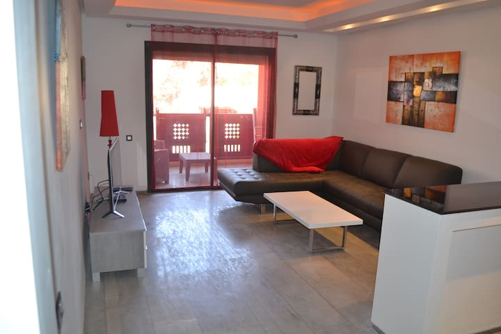 appartement marrakech gueliz - Marrakech - Apartamento