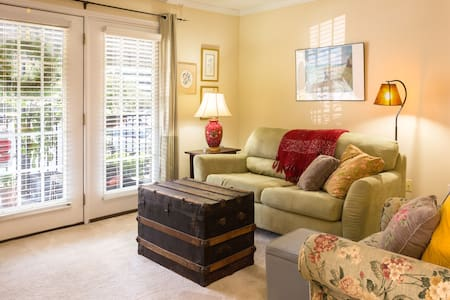 Cozy Condo in a Great Location - Raleigh - Kondominium