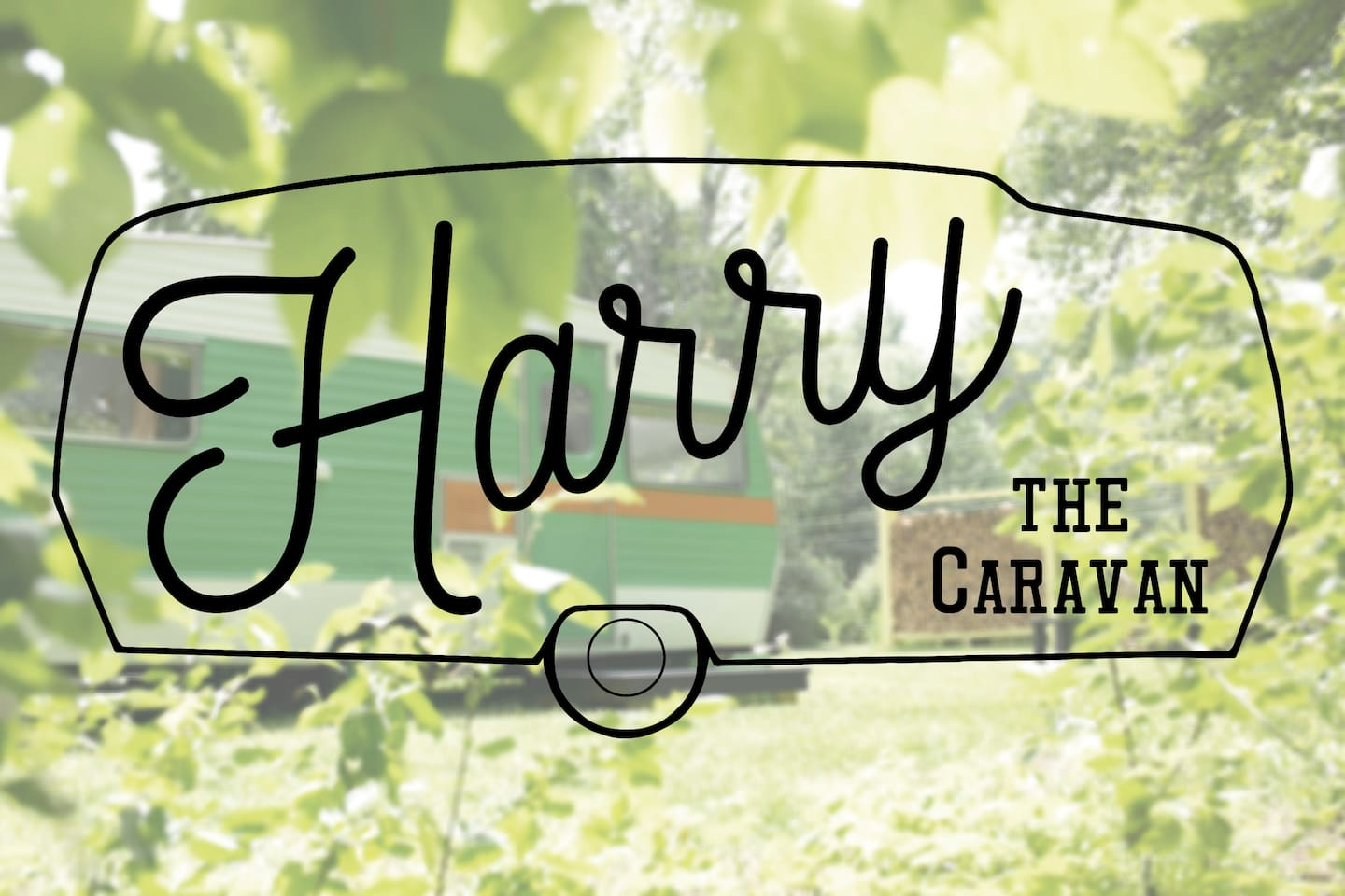 Harry the Caravan - the perfect choice for a cozy and romantic couples getaway in North Conway, New Hampshire!