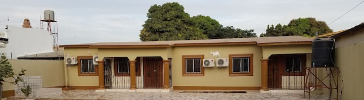 Private and Cozy 3 bedroom home in Kotu