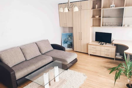 Lovely 2-room apartment 300 meters from the beach