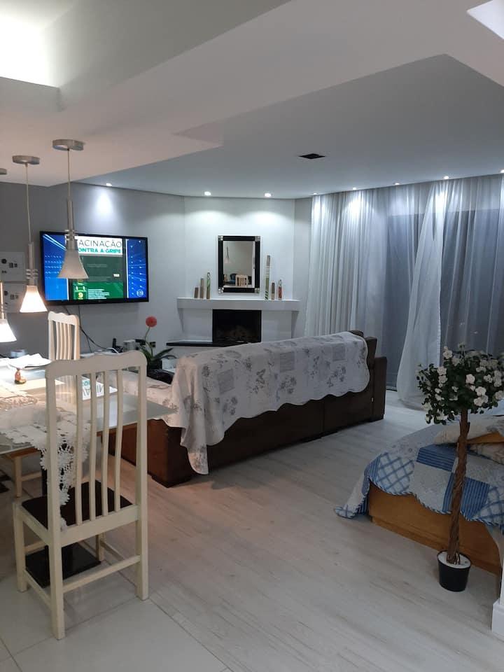Apartamento área nobre em Curitiba!