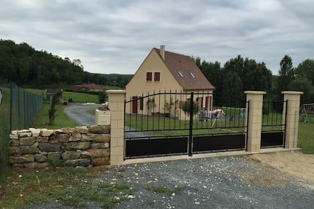 Chambre salle de bain et wc privé - Saint-Vincent-le-Paluel