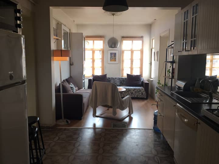 Cozy and chill apartment  in a central Beyoğlu